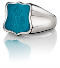 Siegelring signet rings Wappen Ring